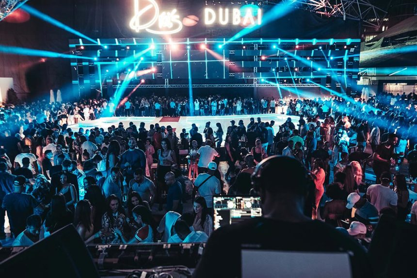 How to party Vegas style – Drai's nightclub and beach club Dubai